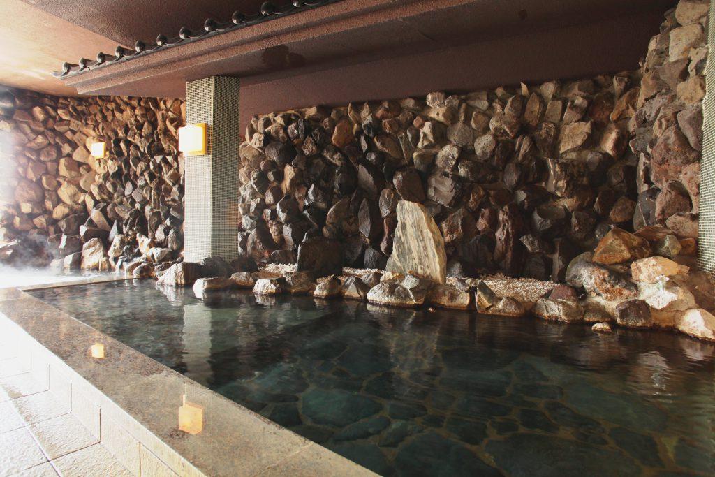 大浴場(蕗の湯)